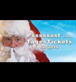 Belantis WeihnachtsSparTicket für 23,90 Euro pro Person (mind. 2 Stk; zzgl. 4€ Versand)