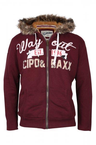 Cipo & Baxx Sweatjacken - versch. Modelle