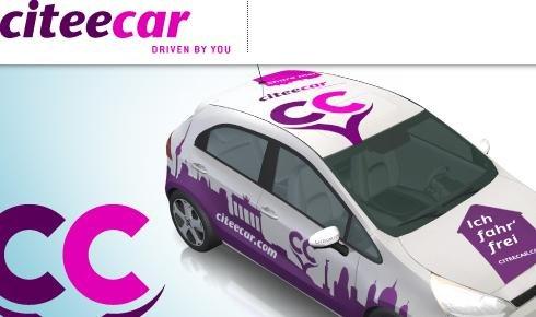 [CiteeCar] 500 Freikilometer für Abonnenten der WAZ
