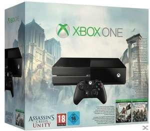 Österreich - XBOX One 500GB +Assassin's Creed Unity+Assassin's Creed Black Flag+GTA 5