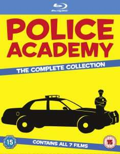 Police Academy - The Complete Collection [Blu-ray] für 15,25€ @Zavvi.com