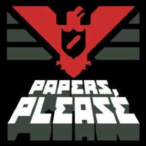 [Steam]  Papers, Please Flash Sale für 2.24€
