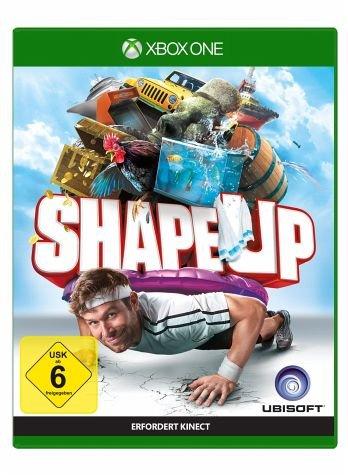 Bücher.de - Shape Up (Xbox One) 34.99€