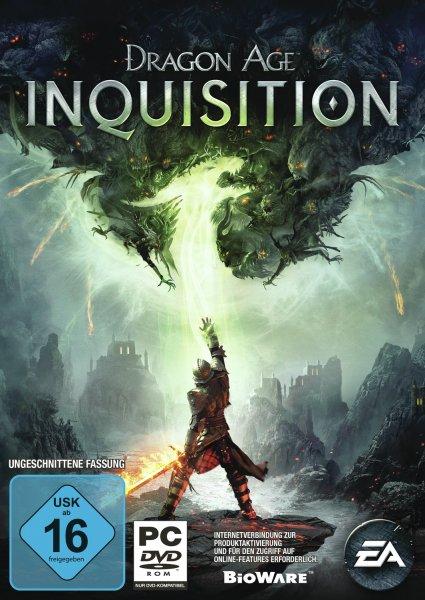 [Origin] Dragon Age - Inquisition (Dragon Age 3) für nur 36,99 @ mmoga.de