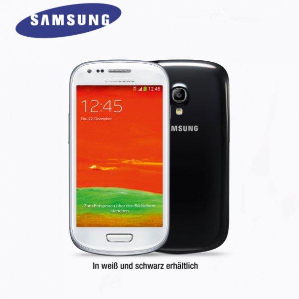 Samsung Galaxy S3 mini für 119,- € ab 22.12. bei Aldi Nord