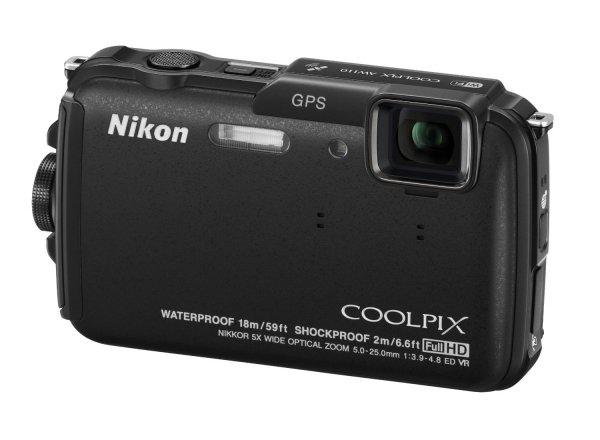 Nikon Coolpix AW110 Outdoor Digitalkamera, 16MP, 5fach opt. Zoom, Wasserdicht 18m - 209,82 @amazon.it / nächster Preis Idealo 269,- €