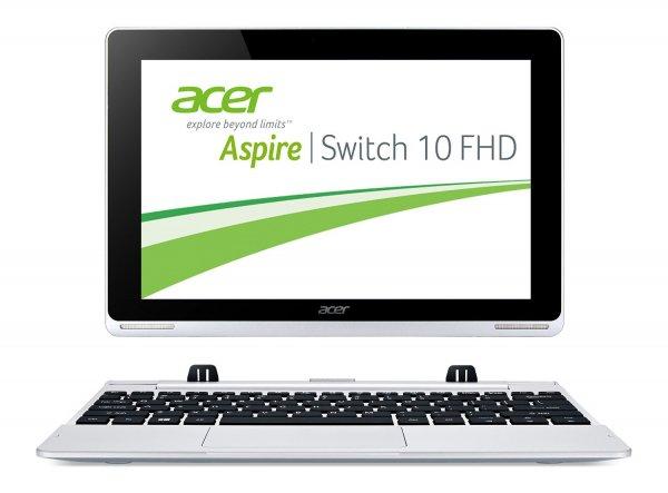 Acer Aspire Switch 10 Full HD (2. Generation) mit 64GB Flash (Netbook/Tablet/Convertible) - perfekt für die Uni etc.