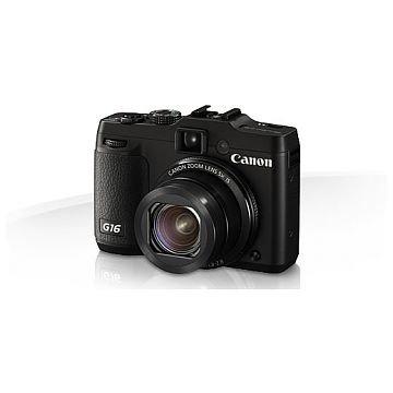 [SCHWEIZ online - digitec.ch] Canon Powershot G16 für 277€