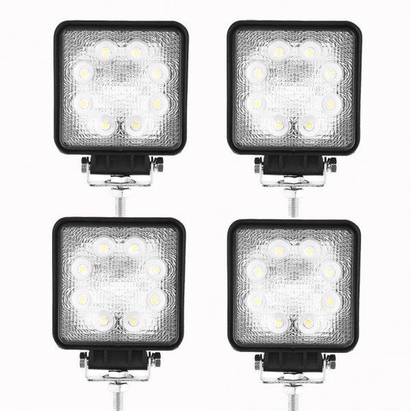 [Amazon] 4x24W LED Scheinwerfer für nur 43,99€ inkl. VSK