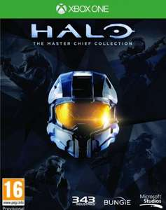Halo: The Master Chief Collection (Xbox One) für 30€ @Coolshop