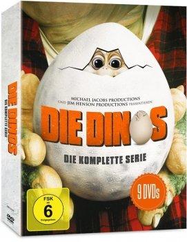 Die Dinos Die komplette Serie 41,49 € @alphamovies.de