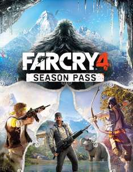 [eBay] Far Cry 4 Season Pass PC UPlay Key für 10,99€