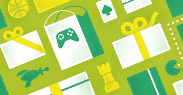 [Google Play Store] Aktionsseite zum Weihnachtssale gestartet