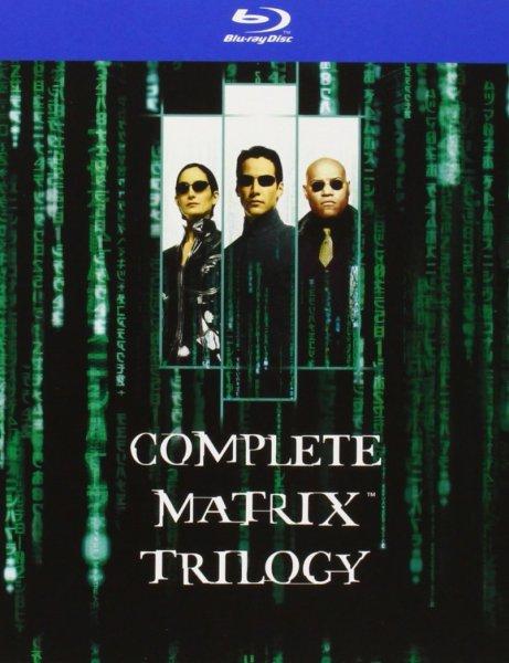 Matrix - The Complete Trilogy [Blu-ray] für 12,97€ @Amazon.de (Prime)