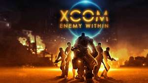 [iOS] XCOM: Enemy Within für 5,99 €