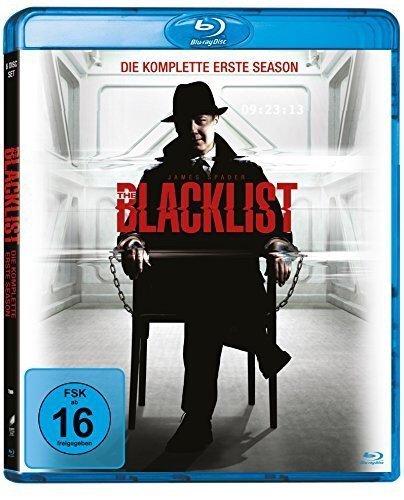 (Amazon.de) (Prime) (BluRay) The Blacklist - Staffel 1