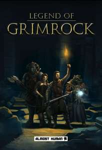 [Steam][DRM-Free] Legend of Grimrock für 1,99€
