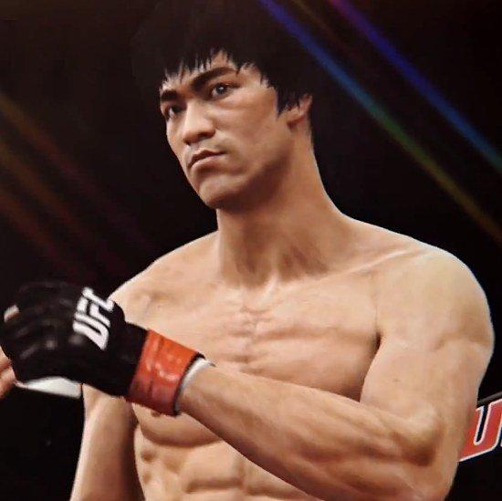 UFC - Bruce Lee DLC Gratis (PSN & Xbox Live) PS4 & XBOX ONE