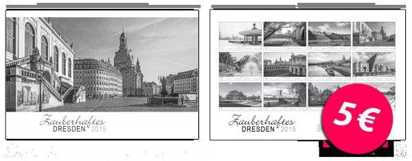 Kalender Dresden 40x60 statt 24,80 EUR nur 5,00 EUR @ K4Verlag