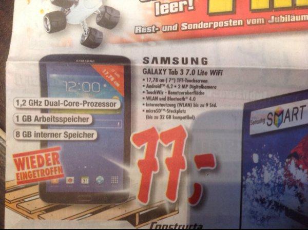 Samsung Galaxy Tab 3 7,0 Lite