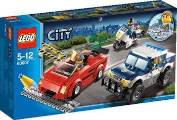 [Amazon] Lego City - Verfolgungsjagd (60007) 21,99 Euro lohnt nur für prime Mitglieder (evtl. Buchtrick)