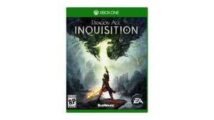 Tagesangebot: Xbox One Dragon Age: Inquisition (Standard: 45,49€ und Deluxe-Version: 51,99€)