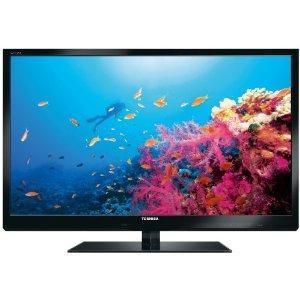Toshiba 46SL863G 117 cm (46 Zoll) LED-Backlight Fernseher (Full-HD, 100Hz, DVB-T/-C/-S/-S2, CI+) schwarz