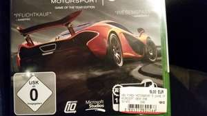[LOKAL] MEDIAMARKT Mannheim-Sandhofen // Forza Motorsport 5 GOTY (Game Of The Year Edition)