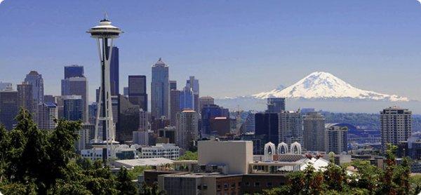 Frankfurt - Seattle nonstop mit Lufthansa in den Sommerferien für 633 EUR