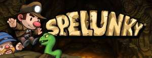 [Steam] Spelunky 2,79€