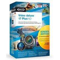 MAGIX Video deluxe 17 Plus HD Sonderedition - nur 69,90 €