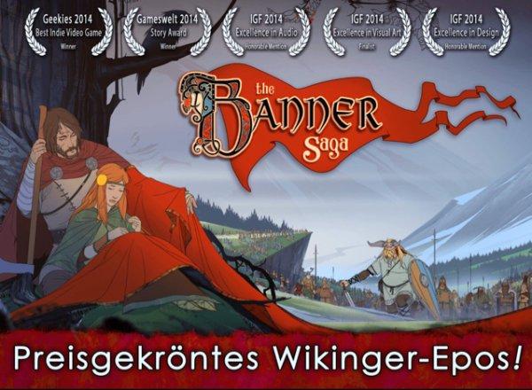 [iOS] Banner Saga