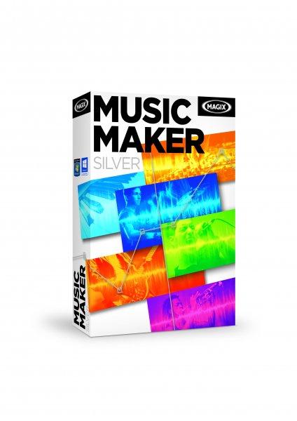 Music Maker 2015 im Wert von 59,99 Euro kostenlos