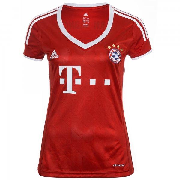 Adidas FC Bayern Trikot Damen 2013/2014 Home