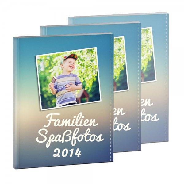 3 Stück DIN A4 Fotobücher a 28 Seiten für 25 Euro inkl. Versand @ebay wow