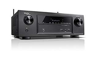 Denon AVR-X1100W 7.2 Surround-AV-Receiver (WLAN, Spotify Connect, Internet-Radio, 5+1 HDMI, DLNA, AirPlay, 145 Watt)