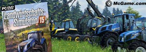 Landwirtschafts-Simulator 15 jetzt 20 Prozent günstiger
