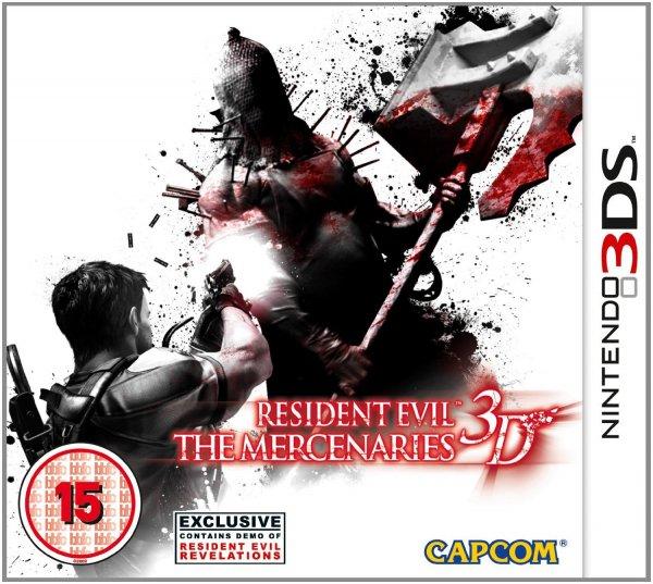 [Amazon.co.uk] Resident Evil: The Mercenaries 3D (Nintendo 3DS)