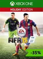 [XBOX ONE] FIFA 15 35% Rabatt im Xbox Online Store