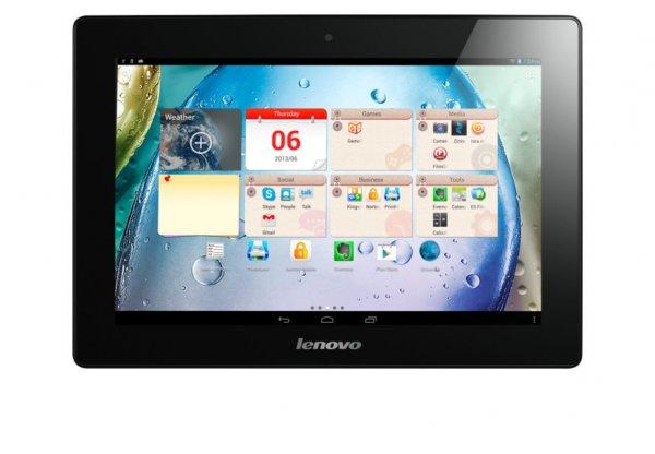"B-Ware (eBay) Lenovo IdeaTab S6000-H Tablet mit UMTS-Modul! (10,1"" HD Ready, 1.2Ghz Quadcore, 1GB RAM / 32GB , Android 4.2) für 139,99 € (Lenovo eBay-Shop)"