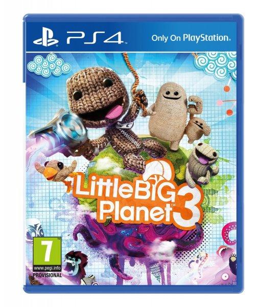 Little Big Planet 3 - [PlayStation 4] für 35,39 Euro @Amazon.co.uk