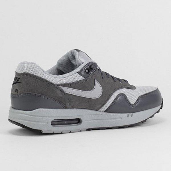NIKE Schuh Air Max 1 Essential wolf grey/dark grey
