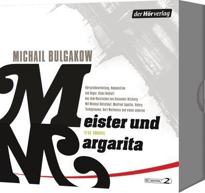 """Hörspiel """"Meister und Margarita"""" von Michail Bulgakow"""