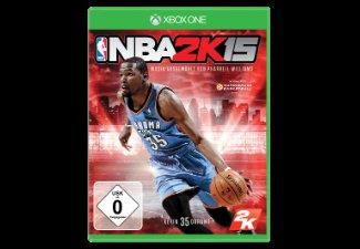 NBA 2K15 XBOX One @ mediamarkt.de
