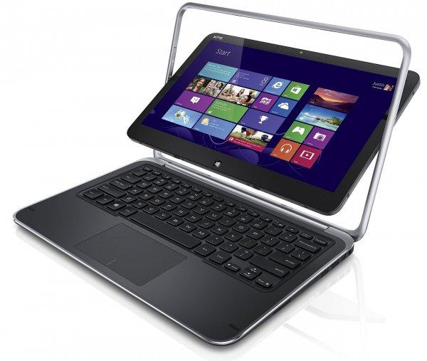 Dell XPS 12 - Convertible - i5-4210U - 4GB RAM - 128GB SSD für 748,27€ inkl. Versand bei Cyberport - idealo: 955,95€