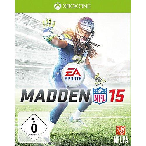 NFL Madden 15 für XBOX One für 40,29 € bei amazon.it