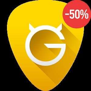 [Android] Ultimate Guitar Tabs & Chords - 50% - 1,21€