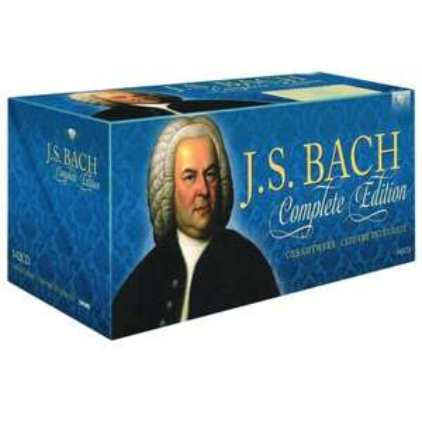(Amazon) J.S. Bach Complete Edition für 79,99€