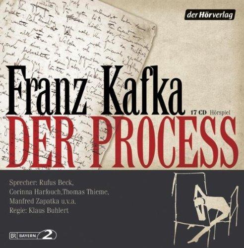"""Hörspiel """"Der Process"""" von Franz Kafka kostenlos"""
