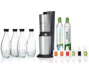 Sodastream Crystal Mega Set @QVC
